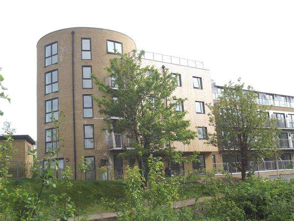1 Bedroom Apartment Flat for sale in Smeaton Court, Hertford