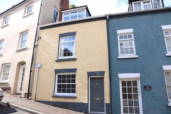 2 Bedrooms Terraced House for sale in Wye Street, Ross Town, Ross-on-Wye
