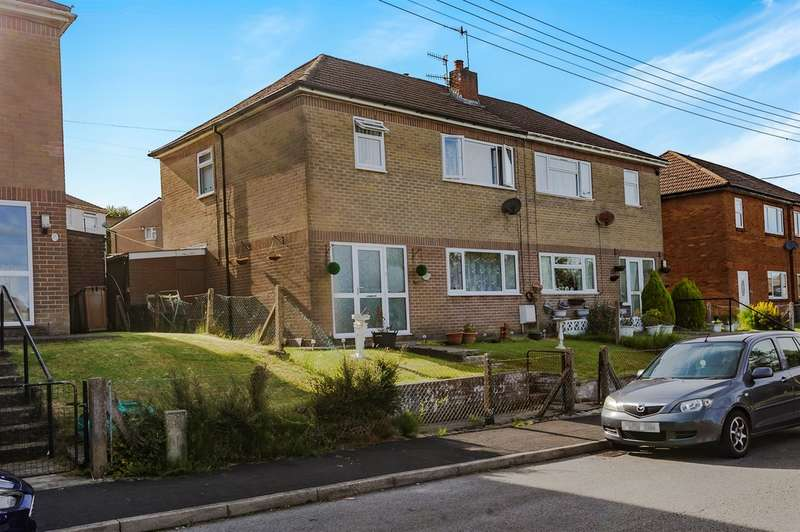 3 Bedrooms Semi Detached House for sale in Coronation Road, Blackwood