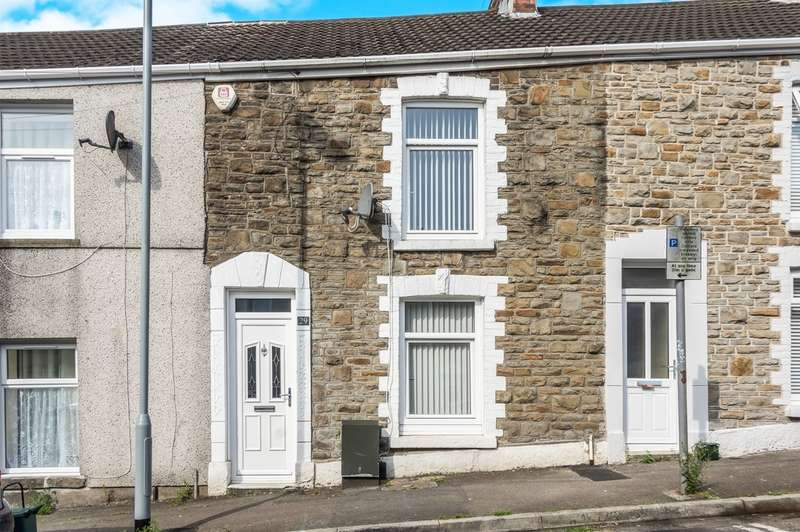 3 Bedrooms Terraced House for sale in Major Street, Manselton, Swansea