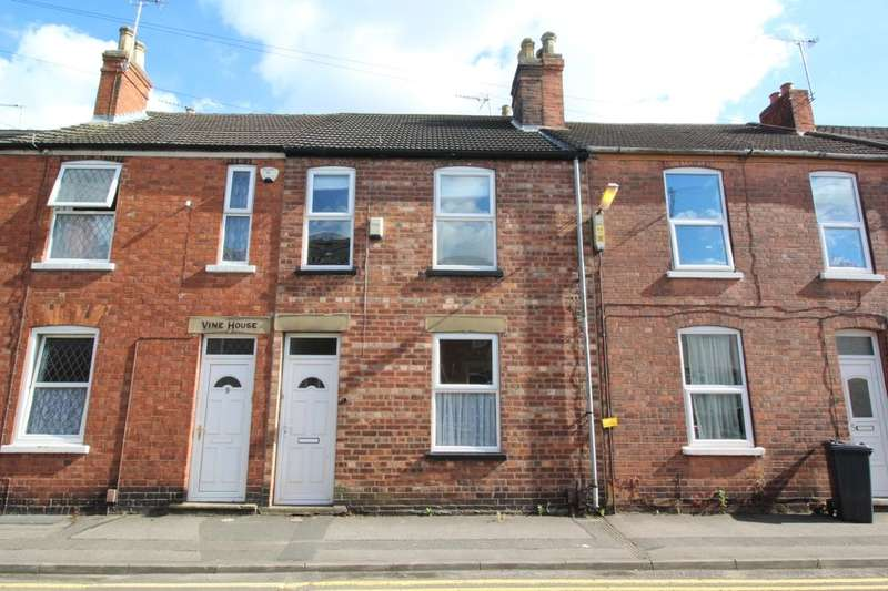 3 Bedrooms Property for sale in Gray Street, Lincoln, LN1