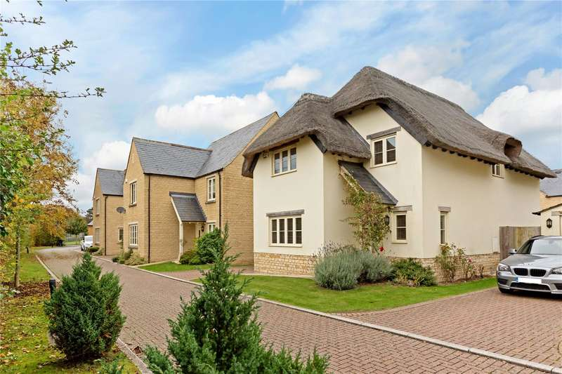 4 Bedrooms Detached House for sale in Abingdon Road, Standlake, Witney, Oxfordshire, OX29