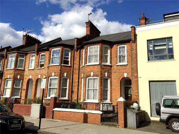 4 Bedrooms Terraced House for sale in Latimer Road, North Kensington, London