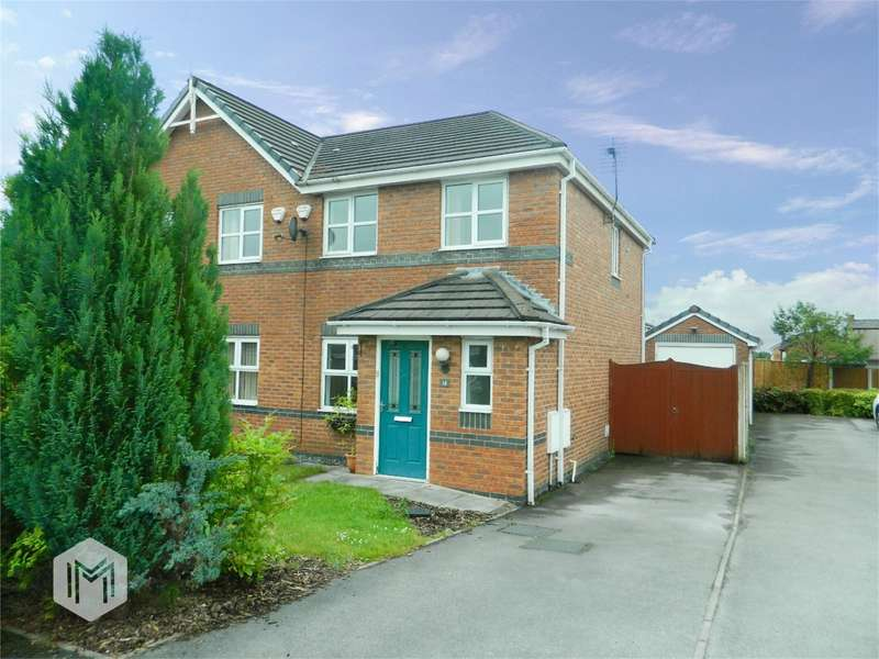 3 Bedrooms Semi Detached House for sale in Fairman Drive, Hindley, Wigan, Lancashire