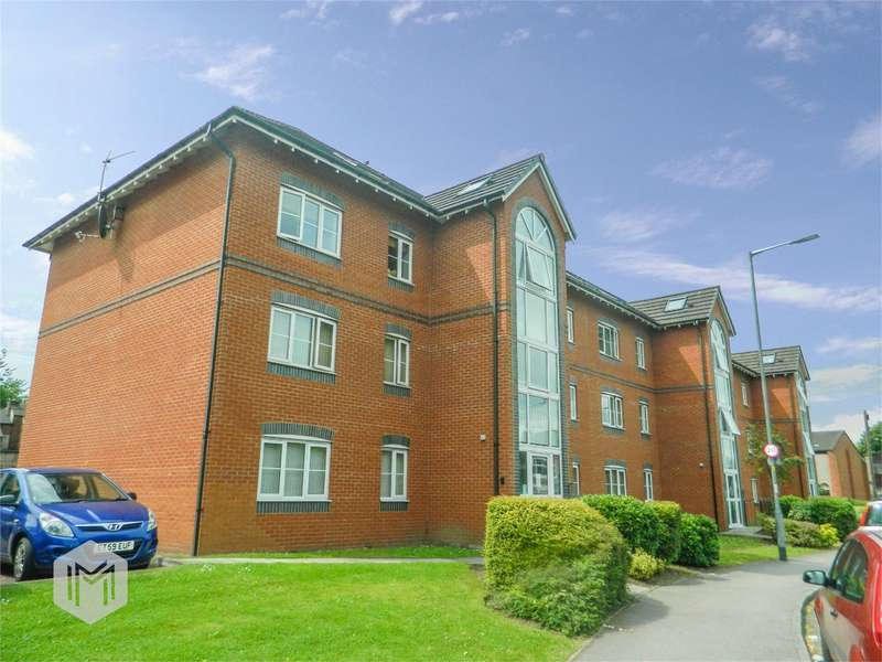 2 Bedrooms Flat for sale in Guest Street, Leigh, Lancashire