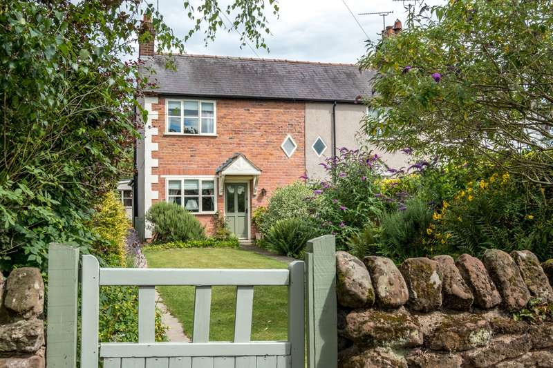 2 Bedrooms House for sale in 2 bedroom House End of Terrace in Farndon