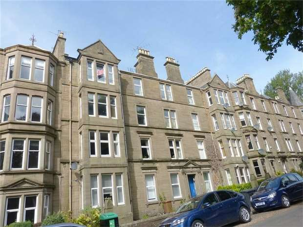 3 Bedrooms Flat for sale in 4 Baxter Park Terrace, Dundee