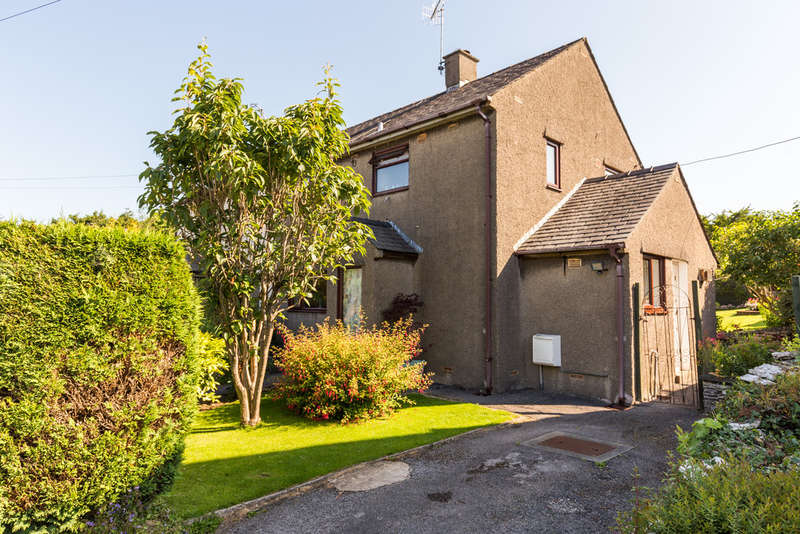 3 Bedrooms Semi Detached House for sale in 20 The Green, Levens, Kendal, Cumbria LA8 8NH