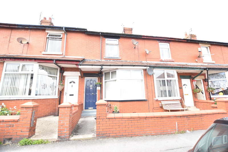 2 Bedrooms Terraced House for sale in Onslow Road, Blackpool