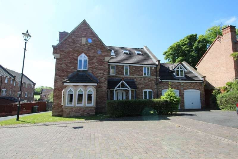 6 Bedrooms Detached House for sale in Homestall, Sedgefield