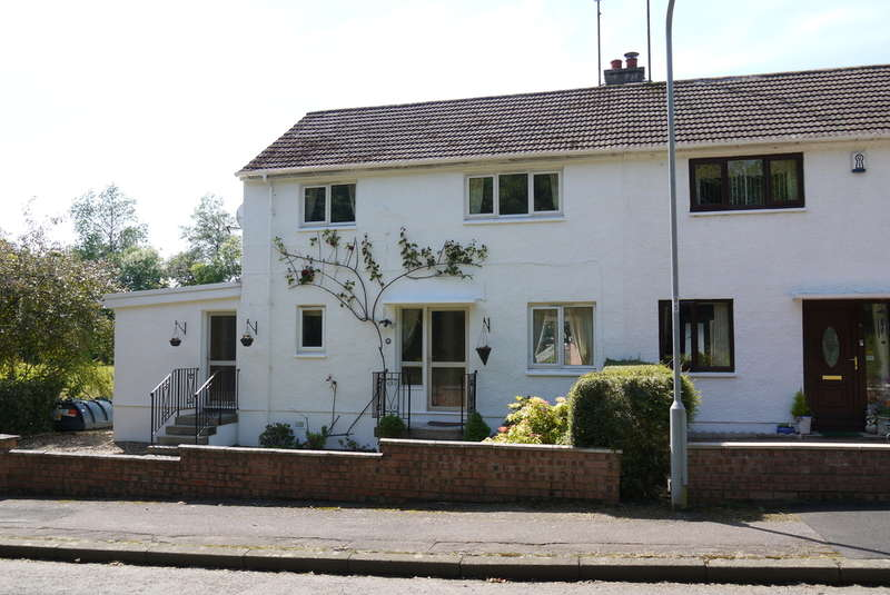 3 Bedrooms Semi Detached House for sale in Adamton Estate, Monkton, Prestwick, KA9