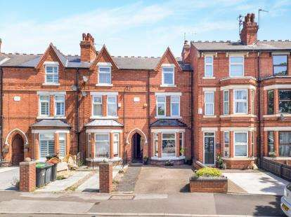 4 Bedrooms Terraced House for sale in Beardall Street, Hucknall, Nottingham, Nottinghamshire