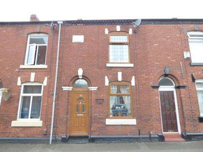 2 Bedrooms Terraced House for sale in Leam Street, Ashton-Under-Lyne, Greater Manchester