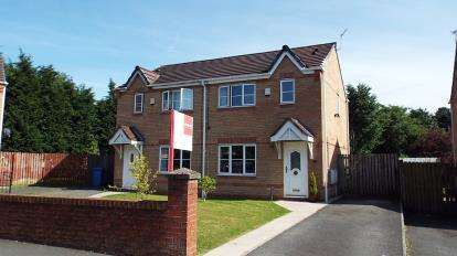 3 Bedrooms Semi Detached House for sale in Alderbrook Road, Little Hulton, Manchester, Greater Manchester