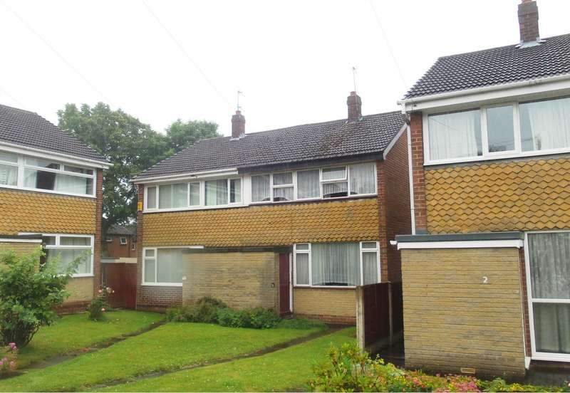 3 Bedrooms Semi Detached House for sale in Green Close, Meanwood