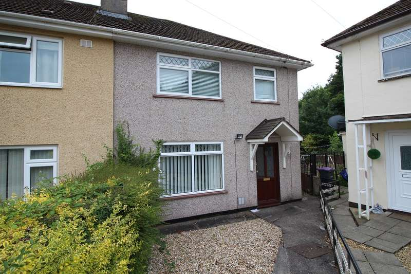 3 Bedrooms Semi Detached House for sale in Glenside, Pontnewydd, Cwmbran, NP44