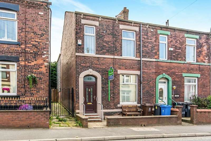 3 Bedrooms Property for sale in Shaw Road, Royton, OLDHAM, OL2