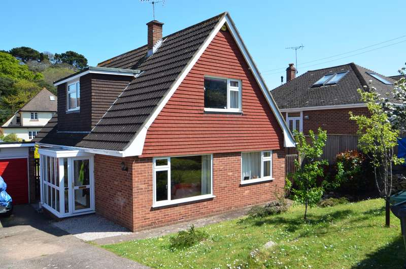3 Bedrooms Detached House for sale in Dawlish