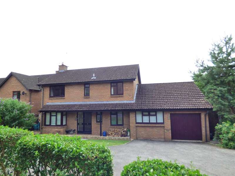 4 Bedrooms Detached House for sale in Orchid Meadow, Chepstow