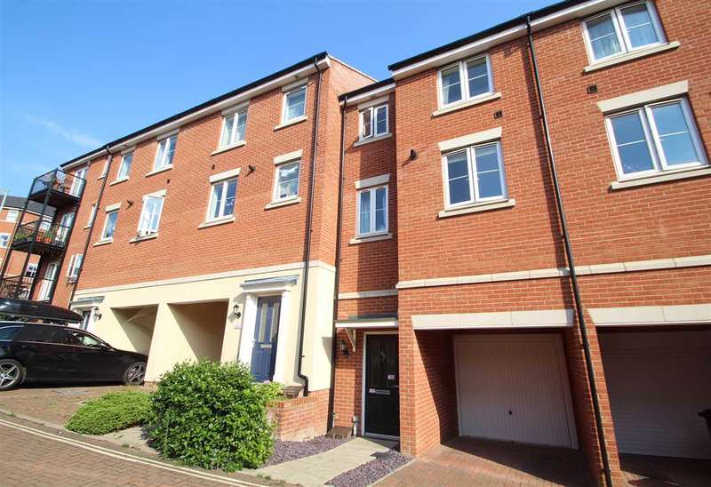 2 Bedrooms Town House for sale in Meridian Rise, Ipswich