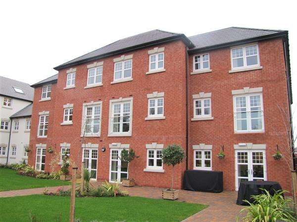 1 Bedroom Apartment Flat for sale in Dugdale Court, Coventry Road, Coleshill