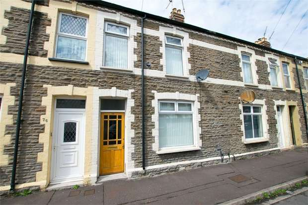 3 Bedrooms Terraced House for sale in Albert Street, Cardiff, South Glamorgan