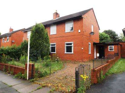2 Bedrooms Semi Detached House for sale in Birch Avenue, Westhoughton, Bolton, Greater Manchester, BL5