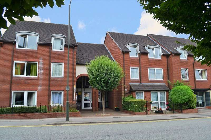 1 Bedroom Flat for sale in Homelodge House, Castle Dyke, Lichfield