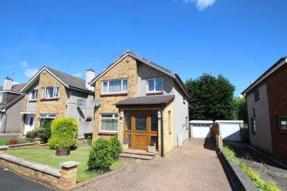 3 Bedrooms Detached House for sale in The Leys, Bishopbriggs