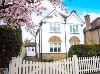 4 Bedrooms Detached House for sale in Collinsfield, Evesham, Worcestershire