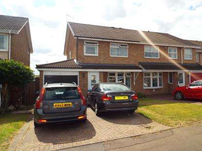 3 Bedrooms Semi Detached House for sale in Lumsden Close, Coventry