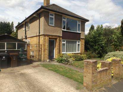 2 Bedrooms Maisonette Flat for sale in Reynards Way, Bricket Wood, St Albans
