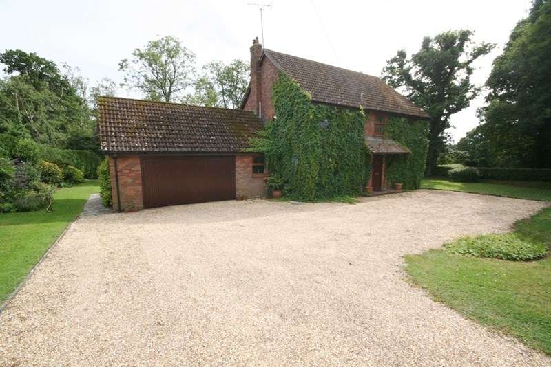 4 Bedrooms Detached House for sale in Woodlake, Bloxworth, Wareham