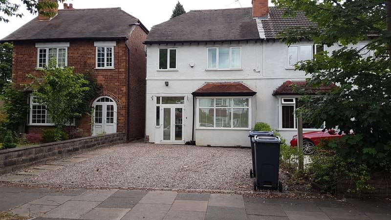 3 Bedrooms Semi Detached House for sale in Goosemoor Lane, Birmingham, West Midlands, B23