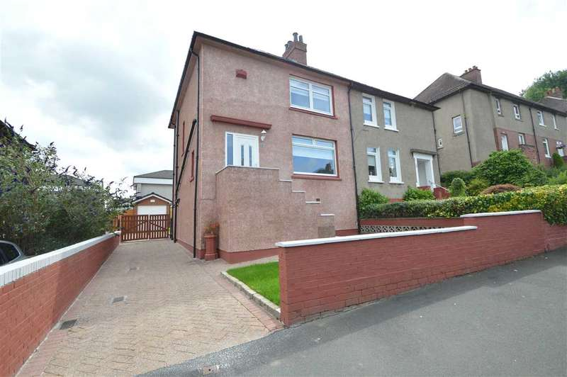 3 Bedrooms Semi Detached House for sale in Neilsland Road, Hamilton