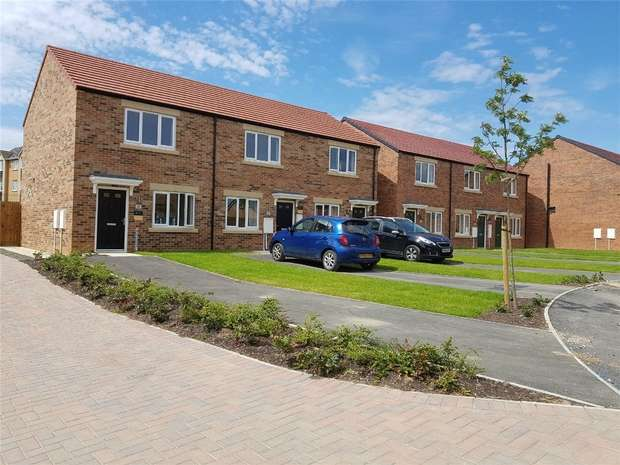 2 Bedrooms Terraced House for sale in Chad - PLOT 58 - READY DECEMBER 2017, Eden Field, Woodham Way, Newton Aycliffe, Durham