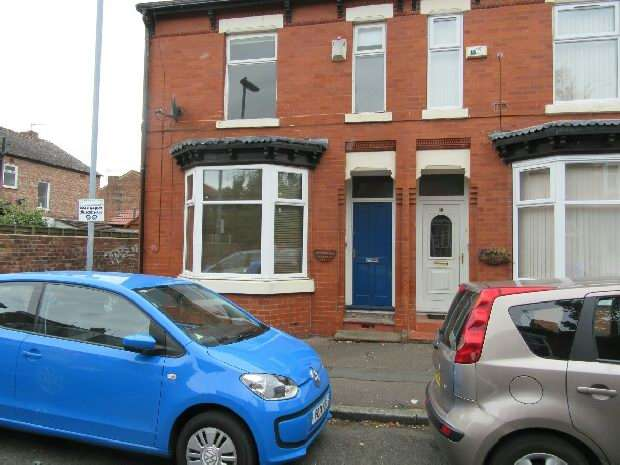 3 Bedrooms Terraced House for sale in Cambridge Avenue, Whalley Range, Manchester