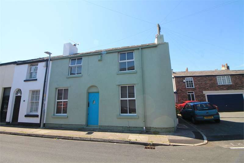 2 Bedrooms End Of Terrace House for sale in East Street, WATERLOO, Merseyside