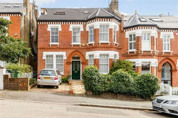 6 Bedrooms Semi Detached House for sale in Lanercost Road, London