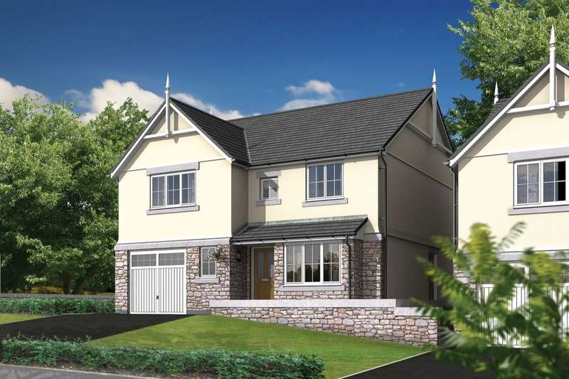 4 Bedrooms Detached House for sale in Kents Bank Road, Grange-Over-Sands, LA11