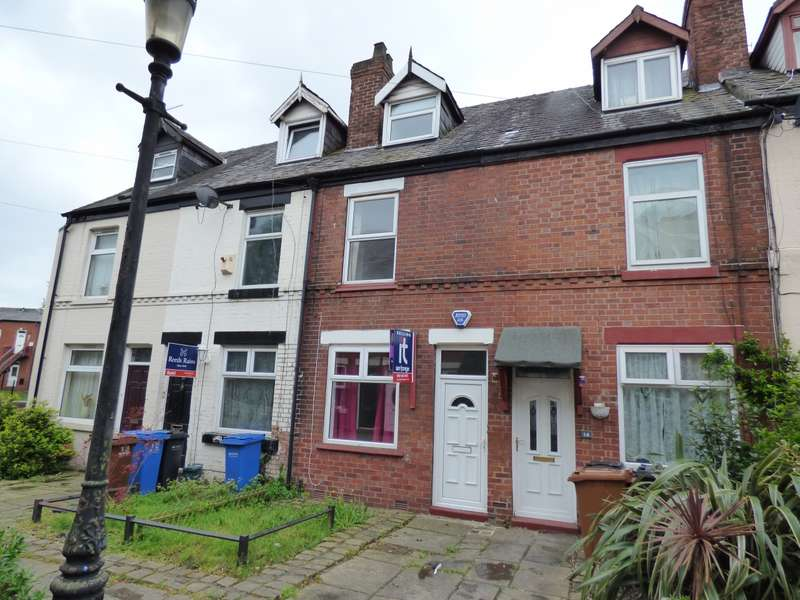 4 Bedrooms Terraced House for sale in Eryngo Street Offerton Stockport