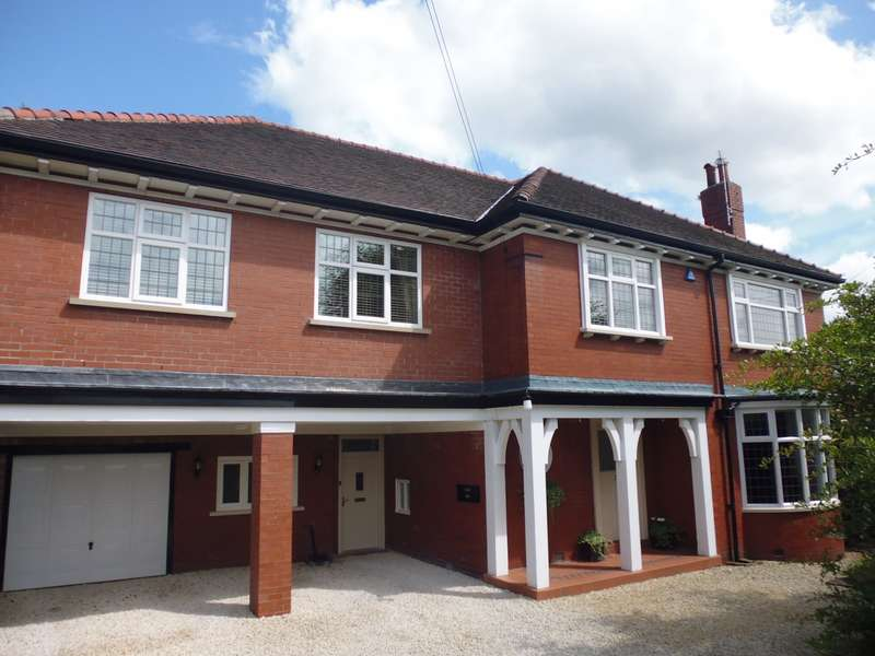 5 Bedrooms Detached House for sale in Highfield Road, Hazel Grove, Stockport