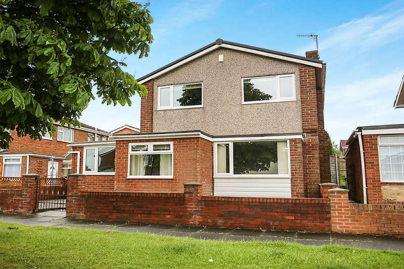 3 Bedrooms Detached House for sale in Warrens Walk, Winlaton, Blaydon-On-Tyne, NE21