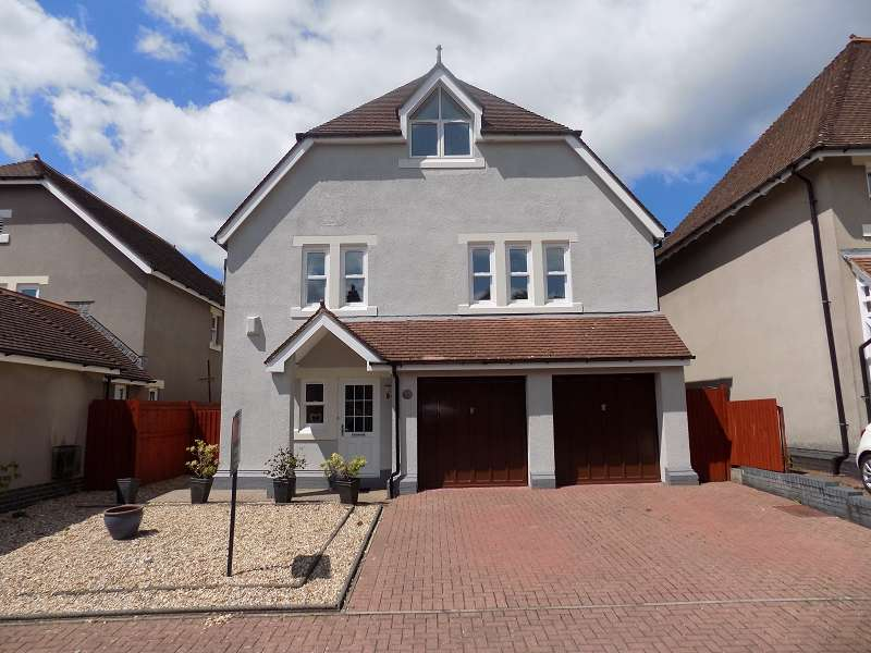 5 Bedrooms Detached House for sale in Preswylfa Court, Merthyr Mawr Road, Bridgend. CF31 3NX