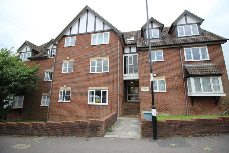 1 Bedroom Flat for sale in Kitchener Road, Southampton, SO17