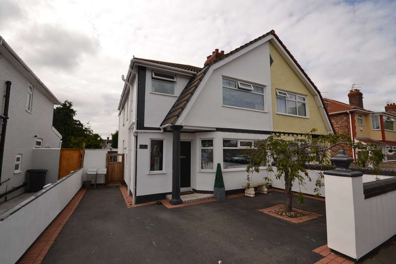 3 Bedrooms Semi Detached House for sale in Southport Road, Bootle, Liverpool, L20