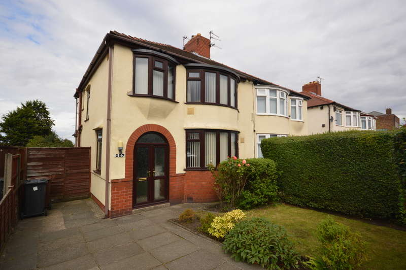 3 Bedrooms Semi Detached House for sale in Church Road, Liverpool, L21