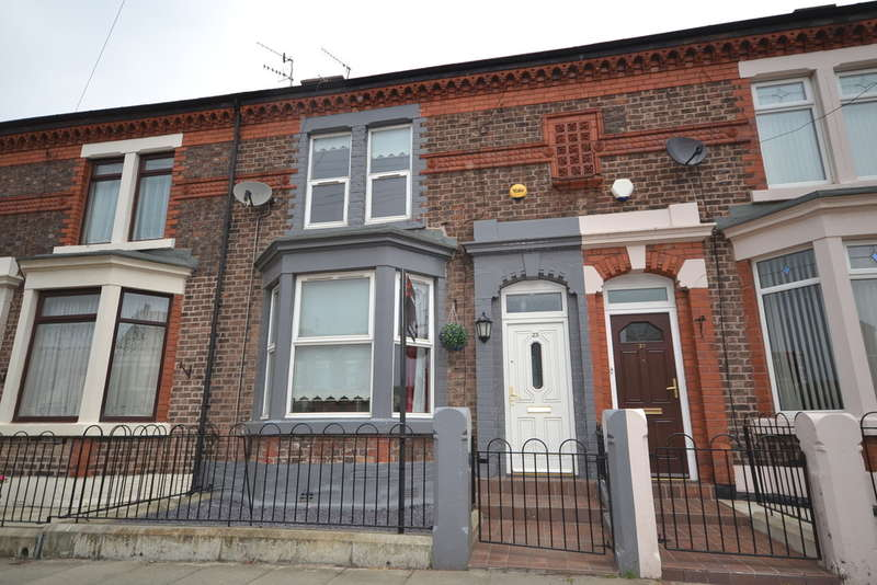 3 Bedrooms Terraced House for sale in Bedford Road, Bootle, Bootle, L20