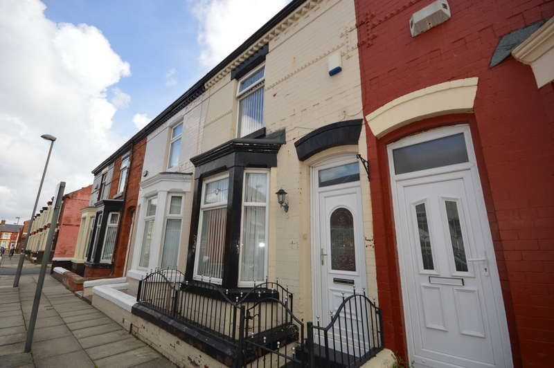 3 Bedrooms Terraced House for sale in Hans Road, Liverpool, L4
