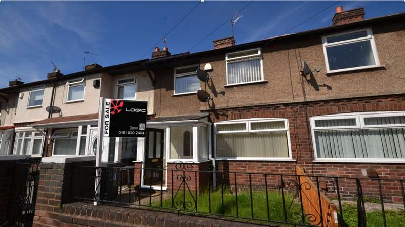 3 Bedrooms Terraced House for sale in Muspratt Road, Bootle, Liverpool, L21